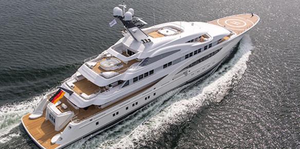 A Mediterranean Debut at MYS: Superyacht Areti