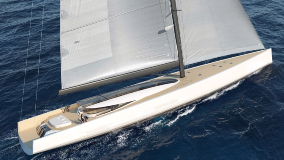 The Sailing Yacht of the Future? SY200 from Philippe Briand